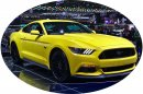 Ford Mustang 2015 ->