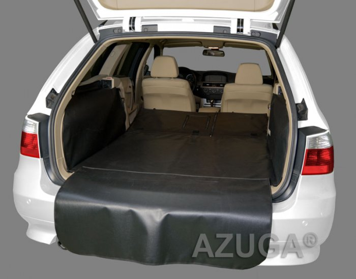 Bootector - ochrana zavazadlového prostoru auta