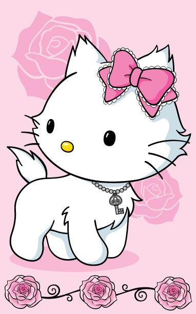 Dětský koberec Charmmy Kitty Pretty Kitty