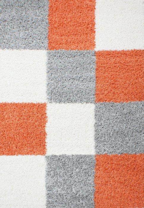 Kusový koberec Life Shaggy 1501 terra