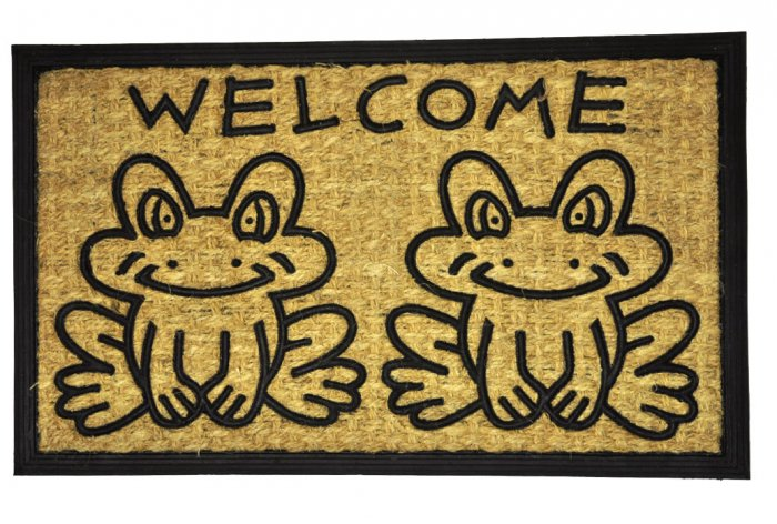 Rohož kokosová Boucara Happy Frog